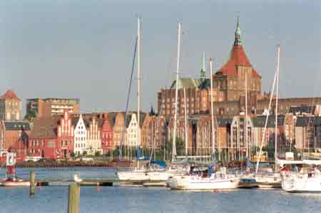 Rostock Waterfront