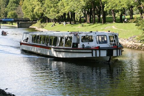 Canal cruises are among the many tours offered on the water.