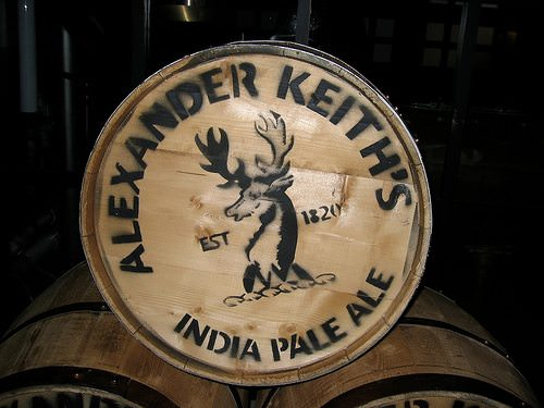 Alexander Keith's Brewery