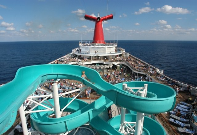 Carnival Conquest Cruise Ship Review