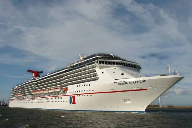 Carnival Legend Cruise Ship Review