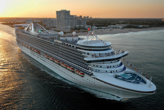 Princess Cruise Ships lines review