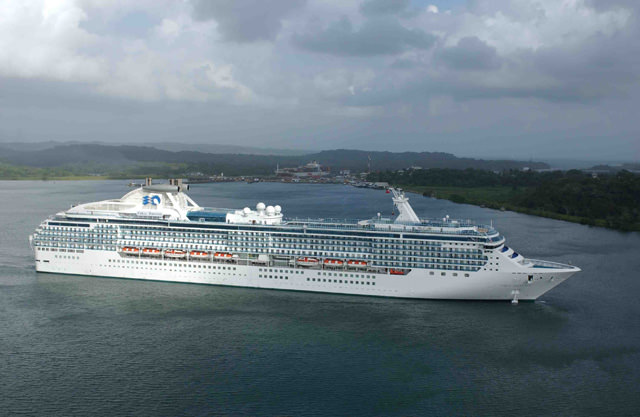 coral princess ship review