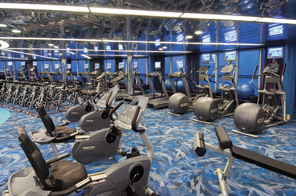 Noordam Fitness Center
