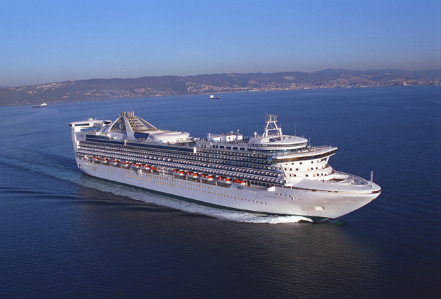 Star Princess Ship Review
