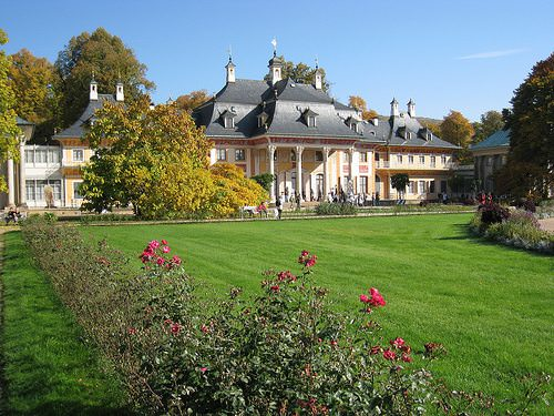 Castle Pillnitz (from Wikipedia)
