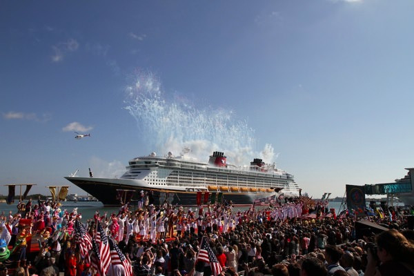 Disney Dream Christening