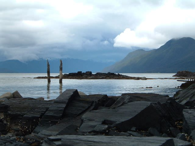 Beautiful Wrangell, Alaska is well known for its historic Petroglyph Beach.