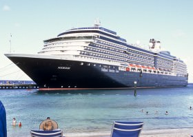 Holland America Line cruise ship Noordam