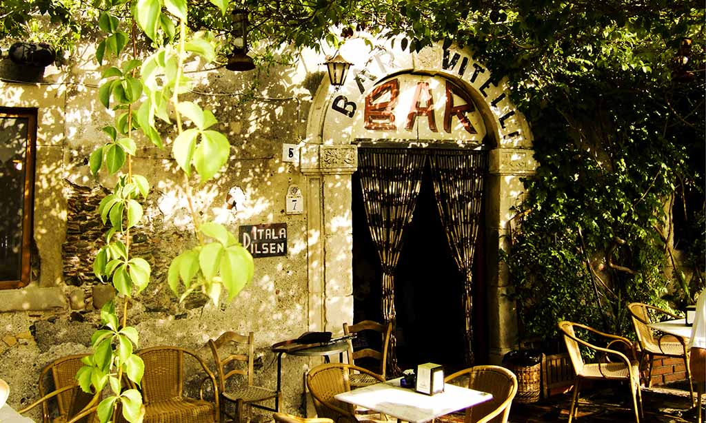 The Bar Vitelli that featured in the Godfather II