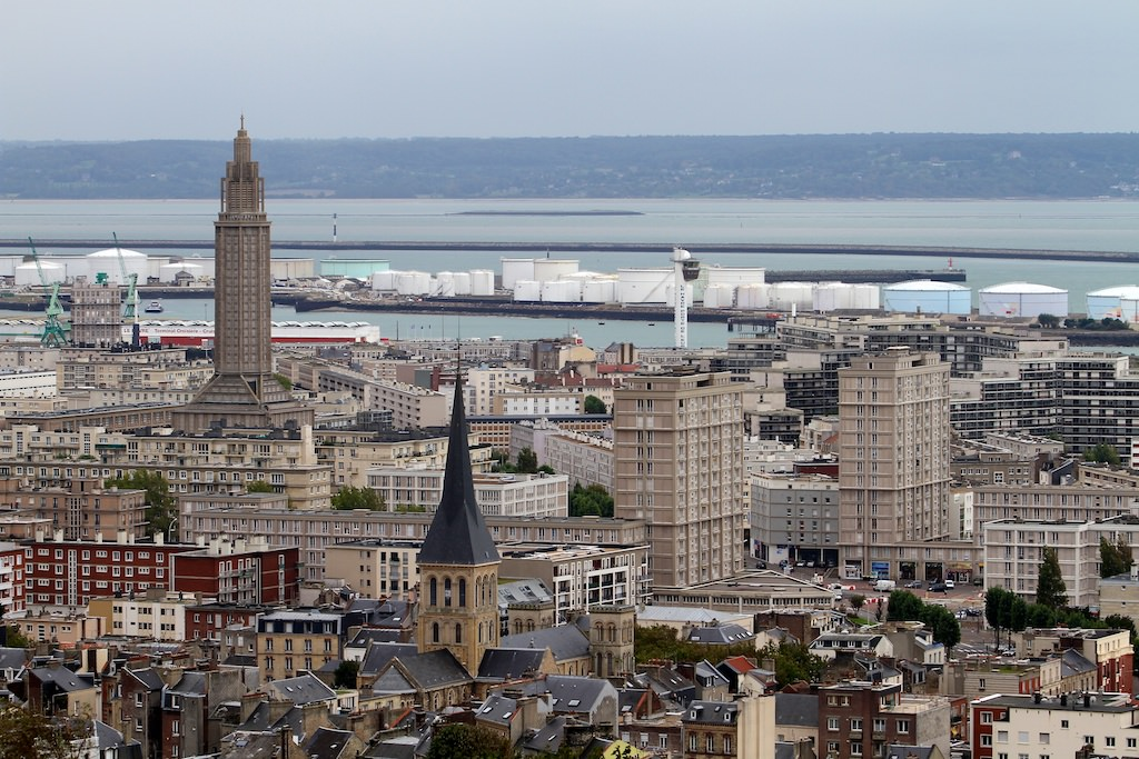 Shore Excursions From Le Havre, In Photos