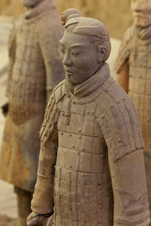 China's famous Terra Cotta Warriors are just one of the many reasons to take a river cruise through Asia. Photo courtesy of Uniworld Boutique River Cruises