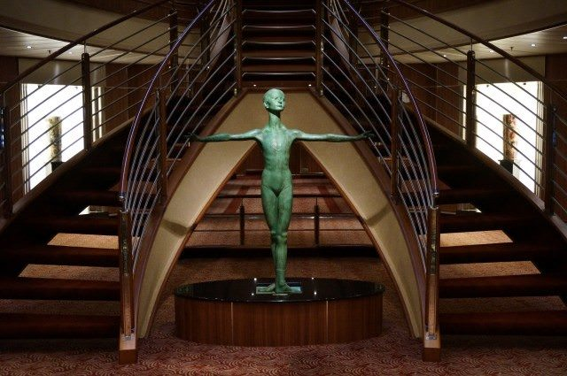 Silver Spirit features beautiful artwork throughout. © 2013 Ralph Grizzle