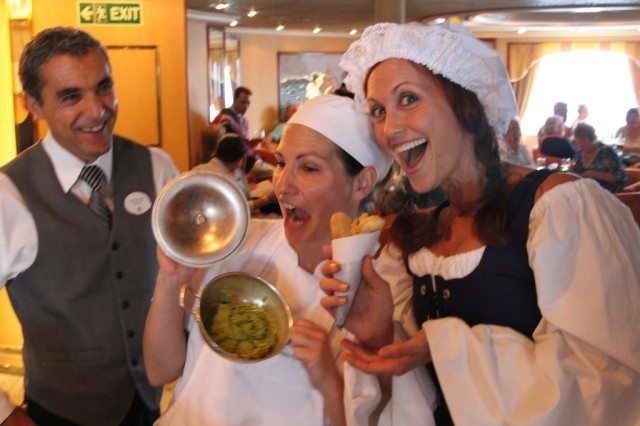 Fun on Silversea Cruises