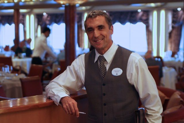 Silversea Cruises staff
