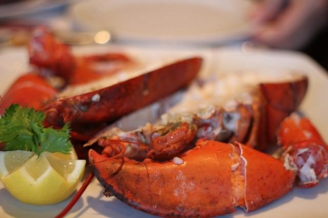 Dining aboard Oceania is a true event. © 2012 Ralph Grizzle