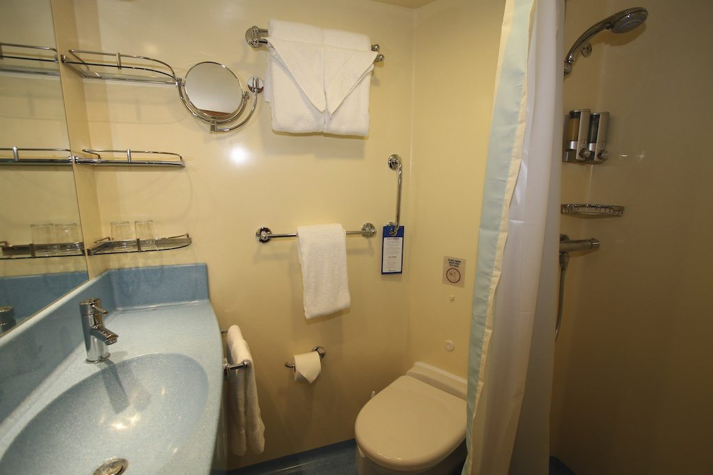 Carnival Breeze Staterooms Amp Cabins Ship Review