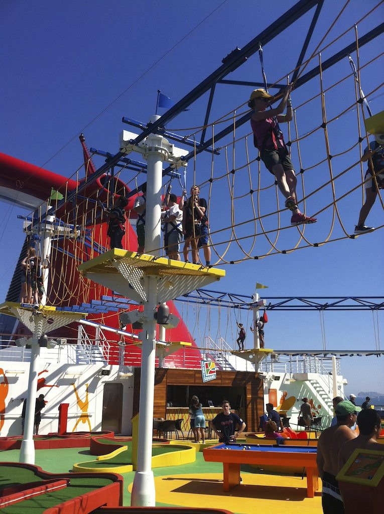 Carnival Breeze Ship Review The Avid Cruiser