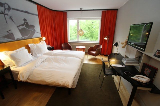 Room 307 at Hotel Rival Stockholm