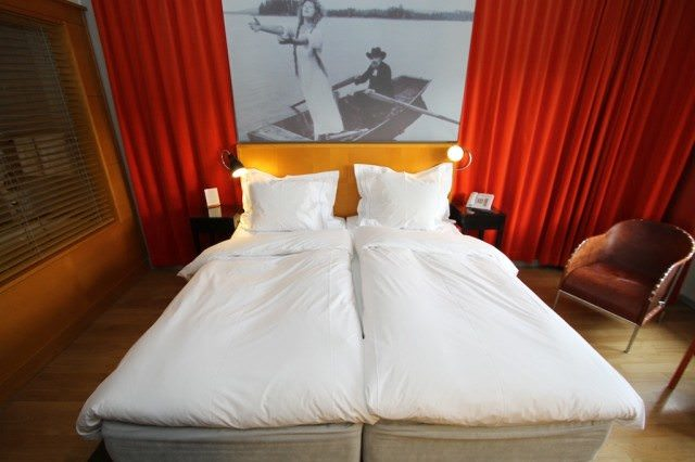 Hotel Rival Stockholm Bed