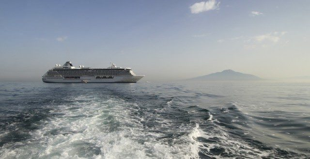 Crystal Serenity © Ralph Grizzle
