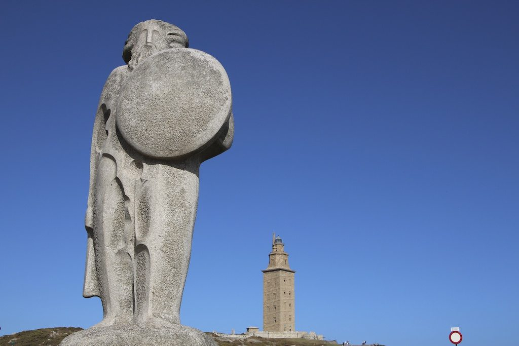 A Choice Of Tours: Silver Whisper City Tour Of A Coruña, Spain
