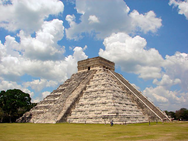 On Western Caribbean cruises, Cozumel and Costa Maya serve as jumping-off points to explore the Mayan ruins of Chichen Itza.