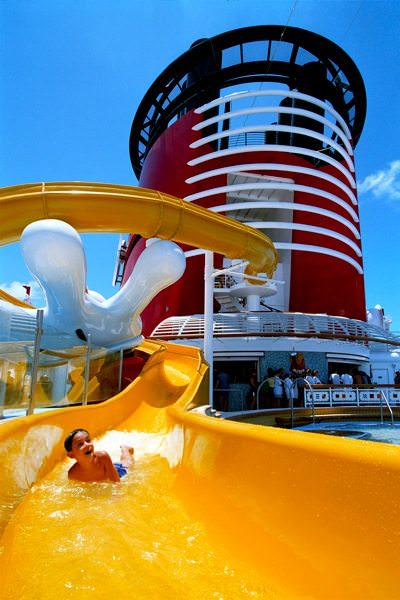Mickey s Pool Slide Disney Magic