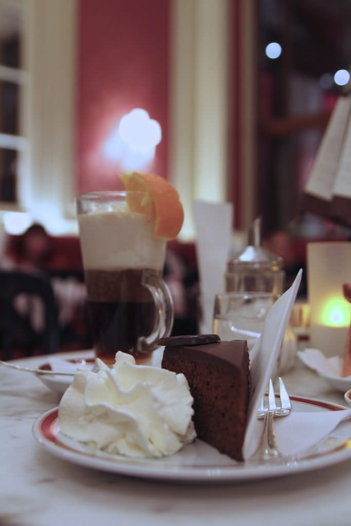 Sacher Cafe Vienna Recipe