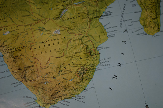 Our South African Adventure aboard the Silver Wind continues tomorrow. Photo © 2013 Aaron Saunders
