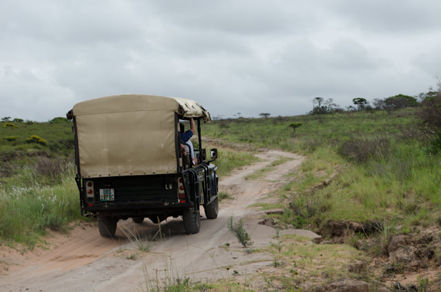 Inkwenkwezi's off-road nature and diverse scenery is one of its true strengths. Photo © 2013 Aaron Saunders