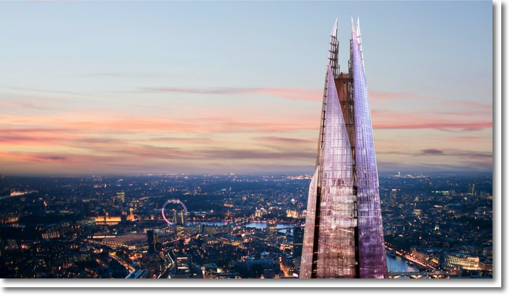 Pinnacle Of The Shard