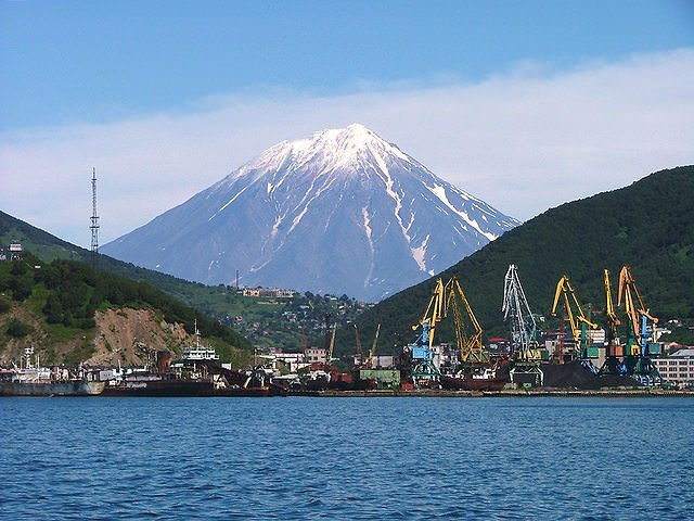 One of the highlights of any Transpacific Crossing is a visit to the Russian town of Petropavlovsk-Kamchatsky. Photo courtesy of Wikipedia / Creative Commons