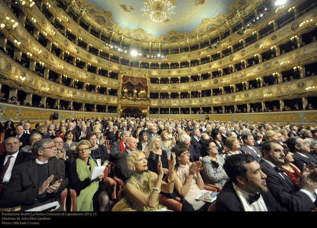 photo courtesy of Teatro la Fenice