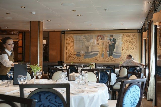 Royal Princess Main Dining Rooms
