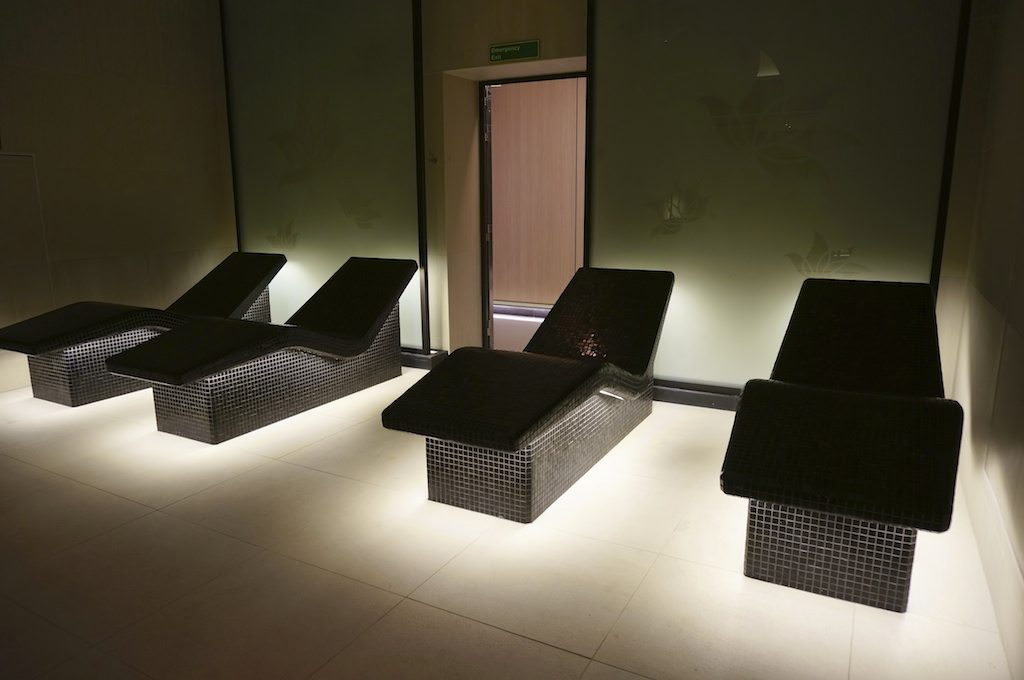 Stone Beds At The Enclave