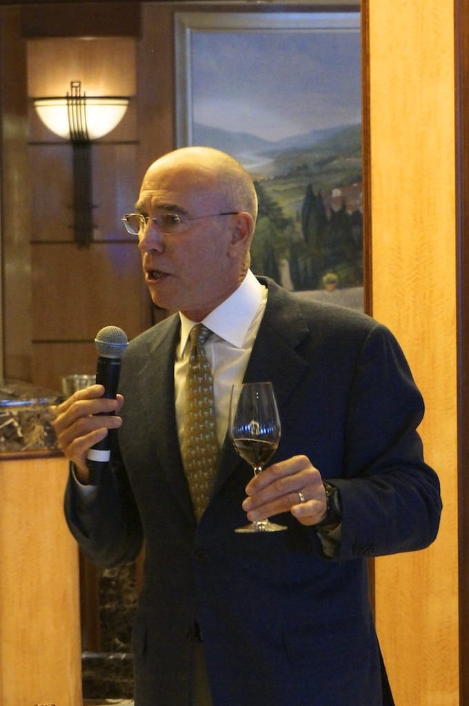 Tapping The Knowledge of Michael Mondavi