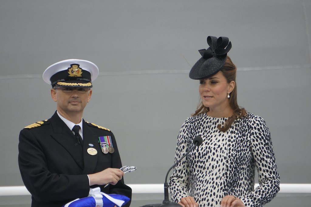The Captain & A Duchess