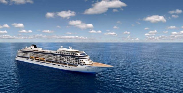 Viking Star rendering. Photo courtesy Viking Ocean Cruises