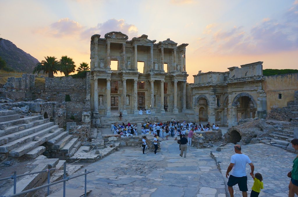 Concert Venue, The Library of Celsus