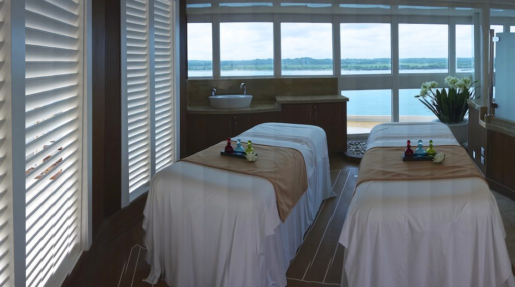 Lotus Spa Treatments At The Sanctuary