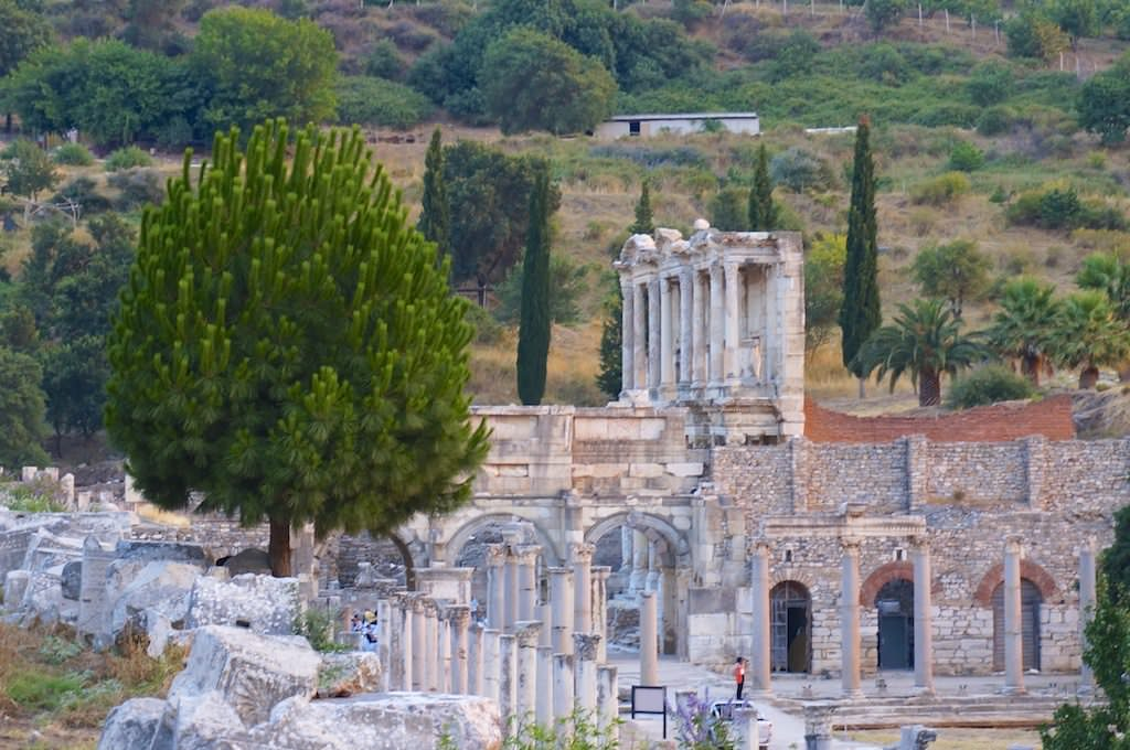 Sighted: The Library of Celsus