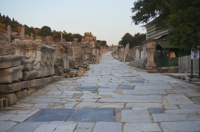 The Marble Avenue Ephesus