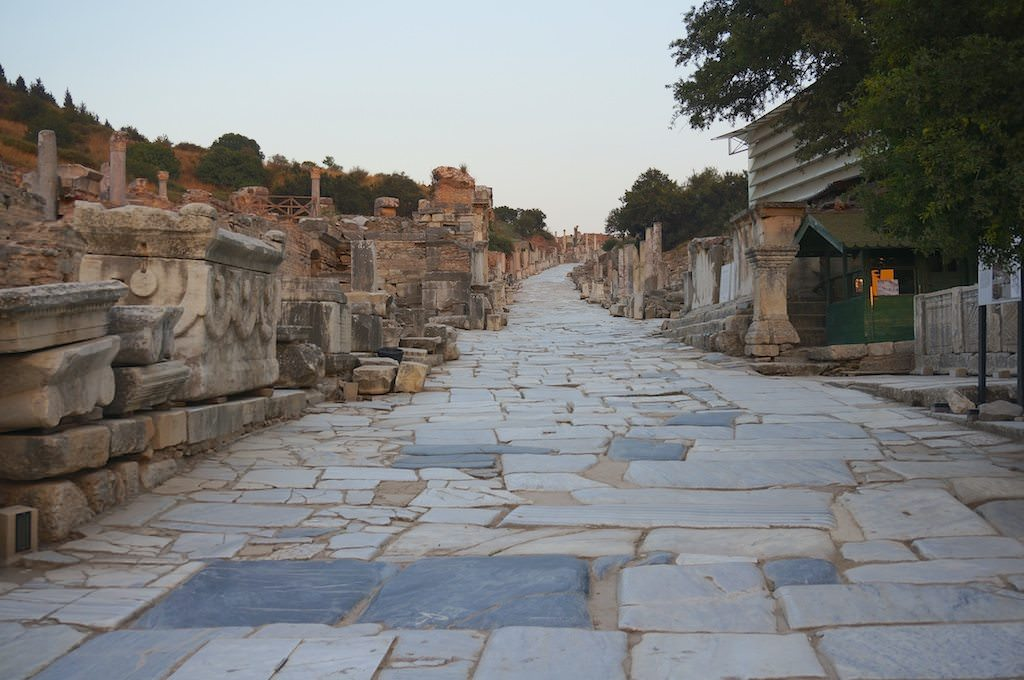 The Marble Avenue