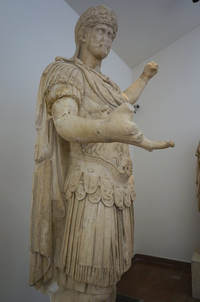 Visiting Olympia and the Archaeological Museum