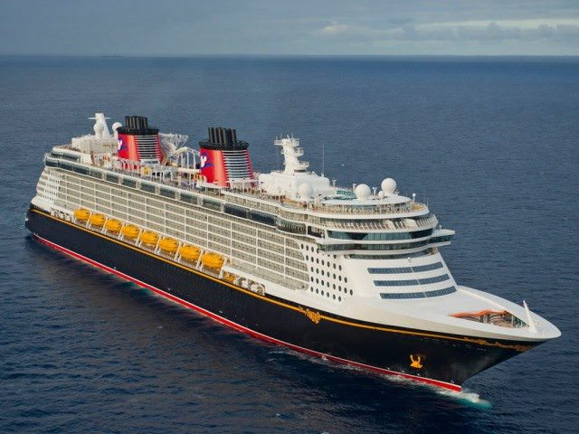 Disney Fantasy. - courtesy Disney Cruise Line