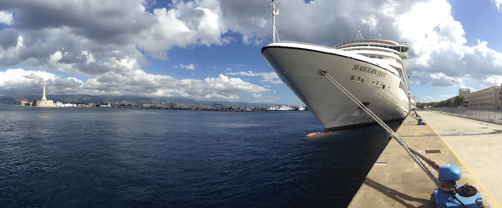 Seabourn Quest, Messina