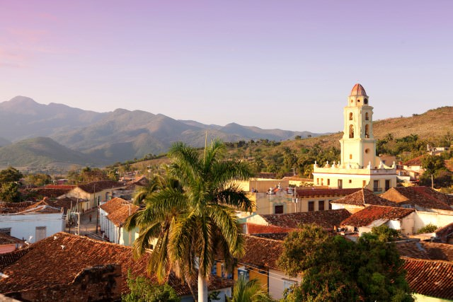 Not to be confused with Trinidad & Tobago, Trinidad, Cuba is a UNESCO World Heritage site notable for its striking Spanish Colonial architecture. Photo courtesy of Cuba Cruise