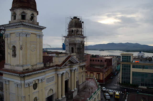 Exploring Santiago de Cuba, Cuba. Shore excursions are very worthwhile for the first-time visitor to Cuba. Photo © 2014 Aaron Saunders