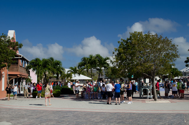 You can shop-till-you-drop in Grand Turk. Photo © 2014 Aaron Saunders